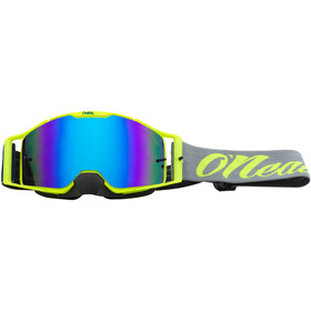 O'Neal B-30 Brille Reseda blue/neon yellow